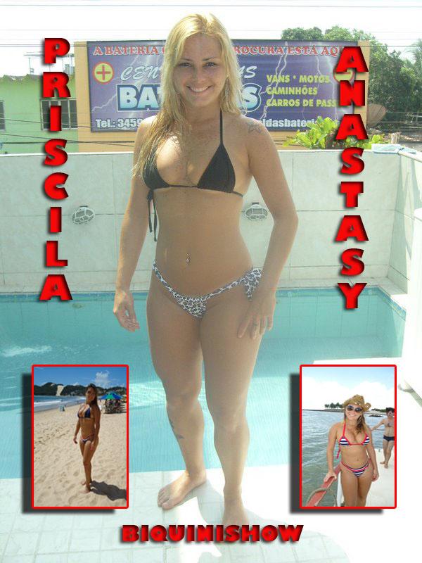Priscila Anastasy