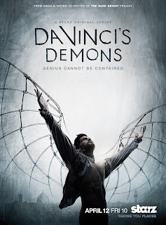 Da Vinci´s Demons 1x02