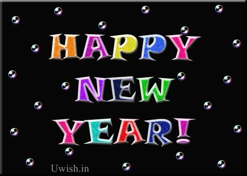 Wish you a Very Happy Colorful Newyear 2013