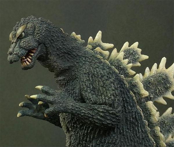 ChachiPower: Godzilla (1964 Godzilla vs. Mothra) by X-Plus