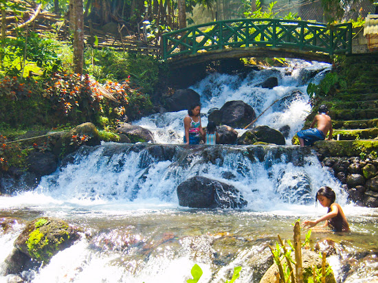 Timuga Mini Falls - Iligan