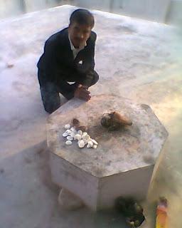 vikas singh chauhan at mudchaura raja bhagvant ray khichi smarak