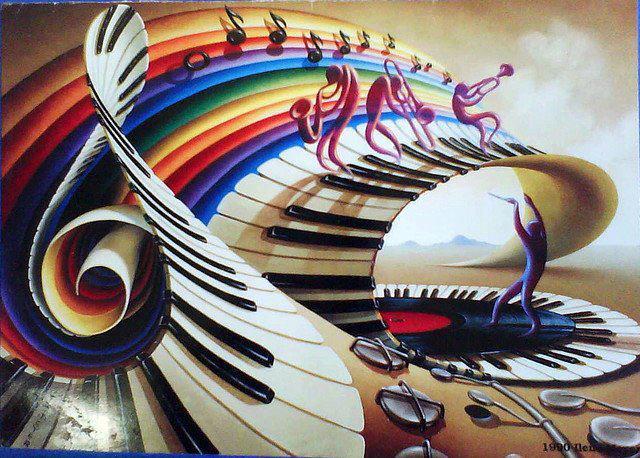 Kekkaeaury musica - Diversi tipi di musica ...