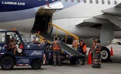 Contactos Servicio de Carga Internacional Aeropuerto de Guayaquil