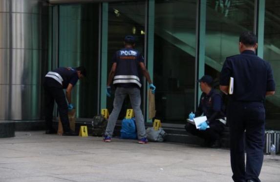 Detik Cemas Penemuan Beg Disangka Ada Bom di KLCC