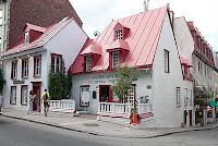 Maison Jacquet in Quebec