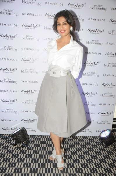 Chitrangada Singh in White