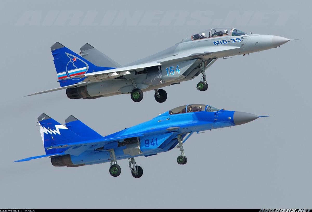 MiG 35 (航空機)の画像 p1_20