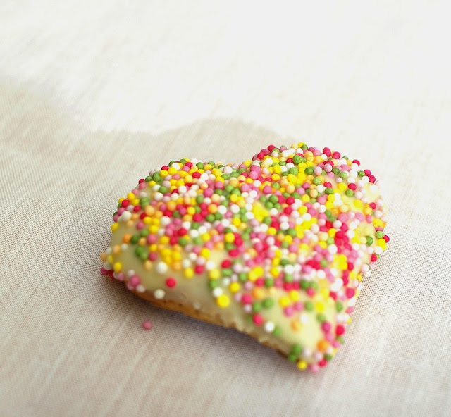 Biscotti al Cioccolato Bianco Morbidi - Ricetta