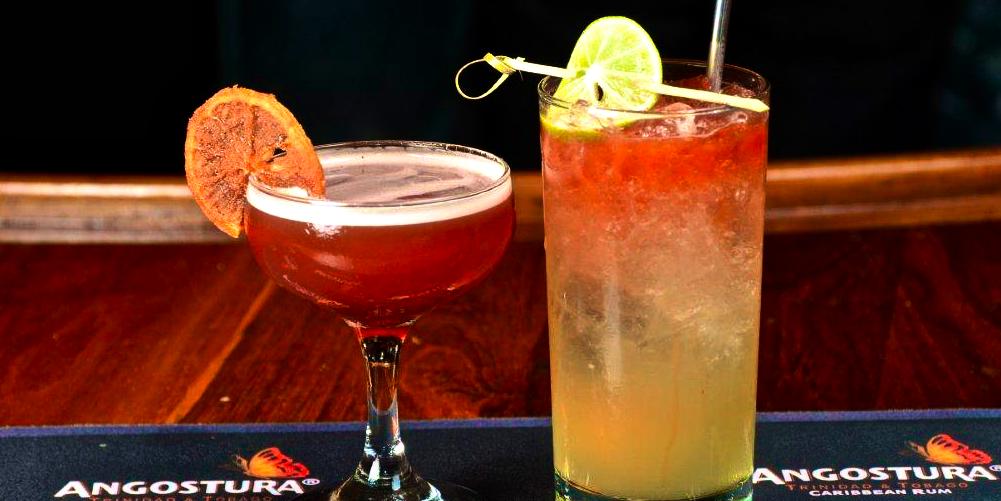 Angostura Bitters & Rum
