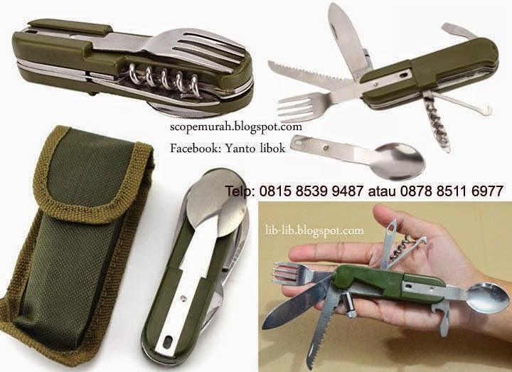 jual perlengkapan berburu hunting multi tools