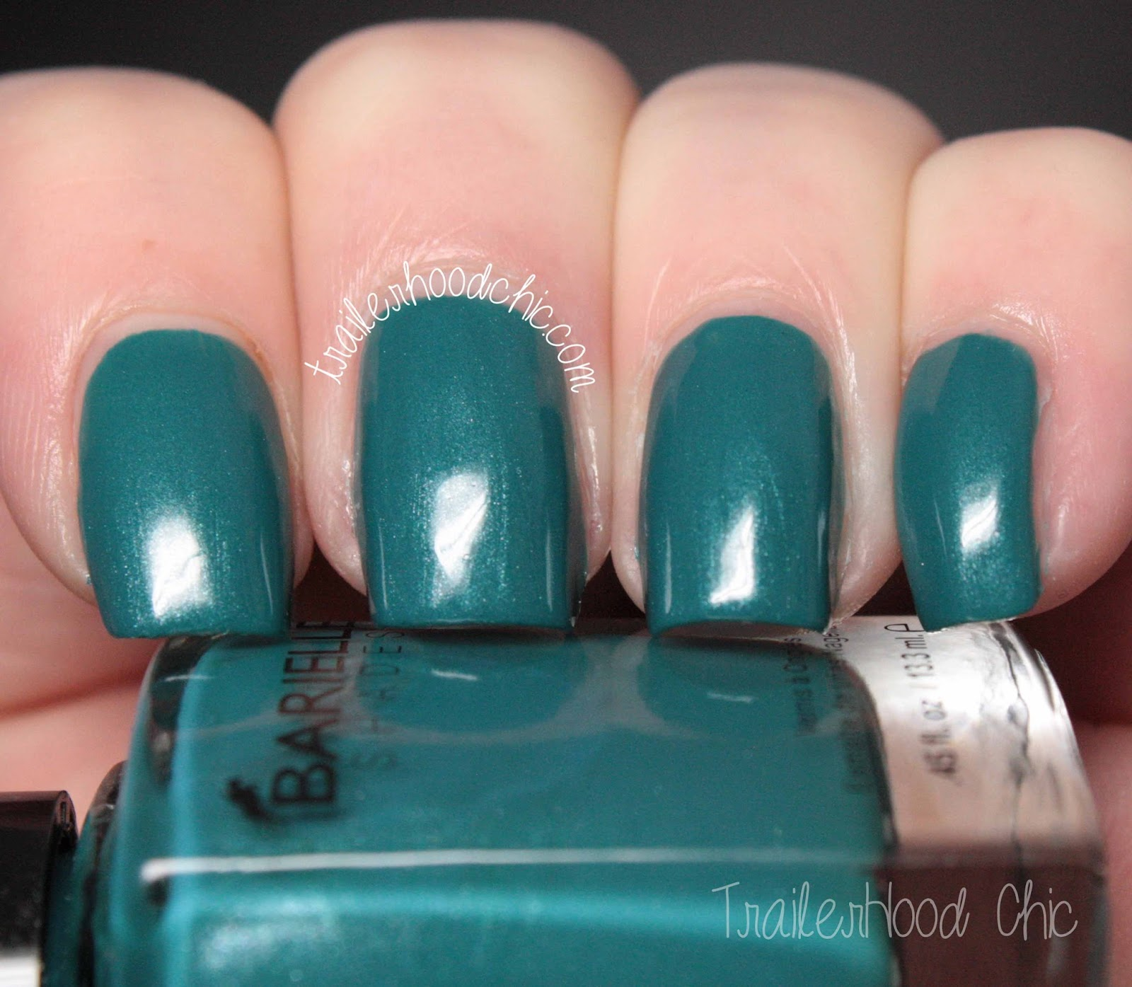 barielle gentle breeze swatches under the sea