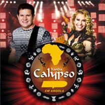 Capa Banda Calypso – Vol 17 – Ao Vivo Em Angola (2012) | músicas