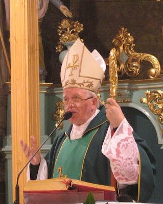 Nowak arcybiskup Częstochowa