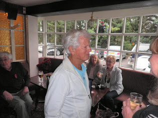 At the meeting at The George we welcomed Peter Sexton. More pictures to follow