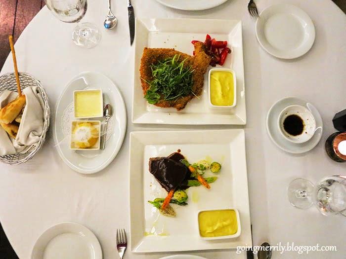 Fine Dining Italian Senso