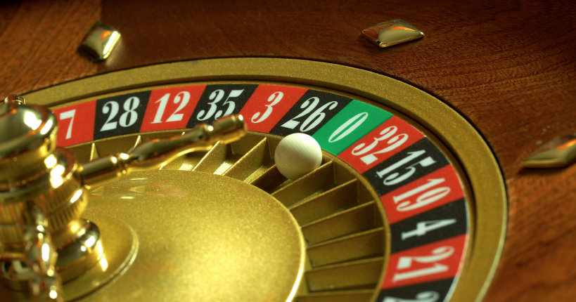 Betting zero on roulette