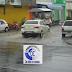 Dia chuvoso em Eunápolis deixa  rua alagada.
