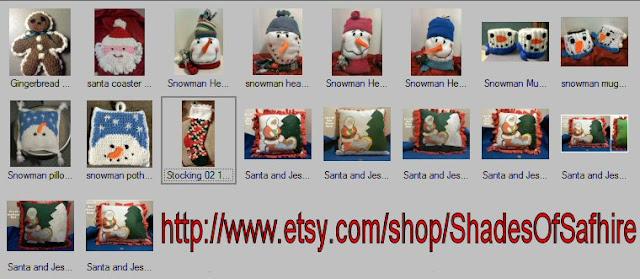 Shades of Safhire Nov 6 2012 listings