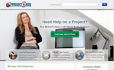 mejores paginas buscar empleo trabajar desde casa freelance project4hire