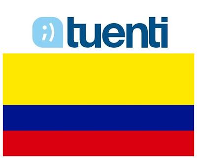 tuenti colombia