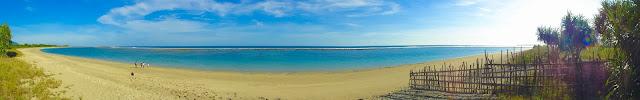 Pantai Aik Kangkung Sumbawa