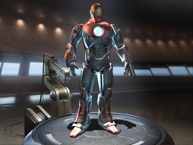 Iron man 2 video game free roam driving games