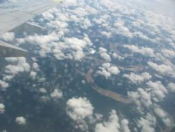 Landing in Leticia