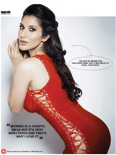 Sophie Choudry Picture Shoot for FHM 05