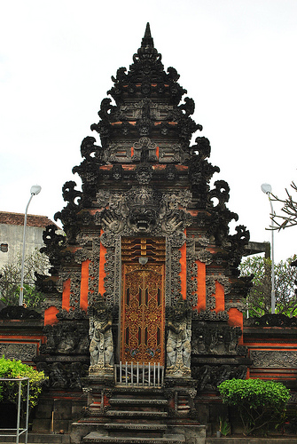 The History Of Traditional Architecture Balinese The