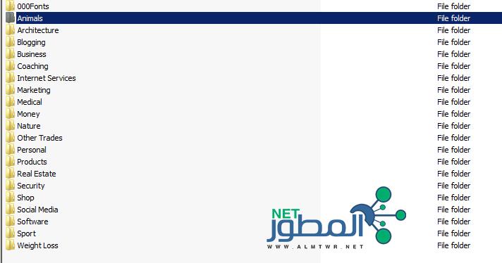 تحميل شعارات psd احترافية مجانا ( أكثر من 300 logo )