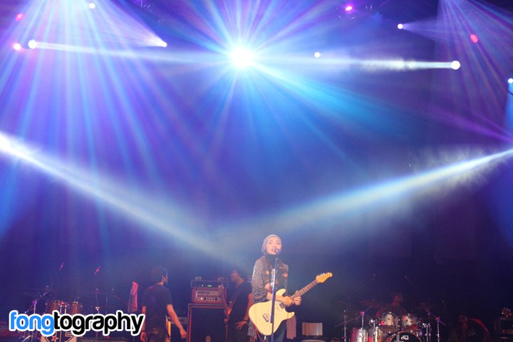 Yuna @LIVE 2011