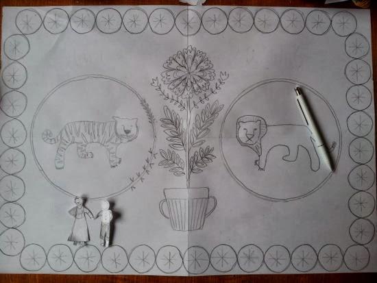 skisser