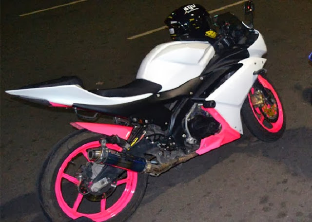 Foto Modifikasi Yamaha V Ixion 2013