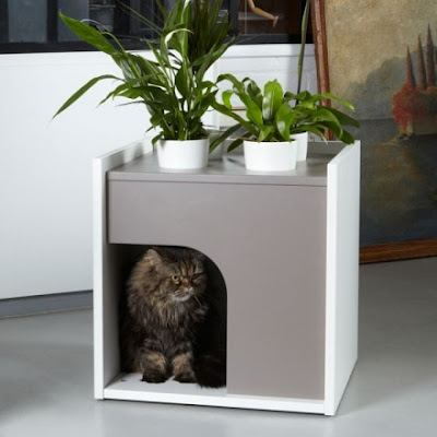 Creative Cat Houses and Cool Cat Bed Designs (21) 8