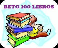 Reto 100 libros. Ed. 2018