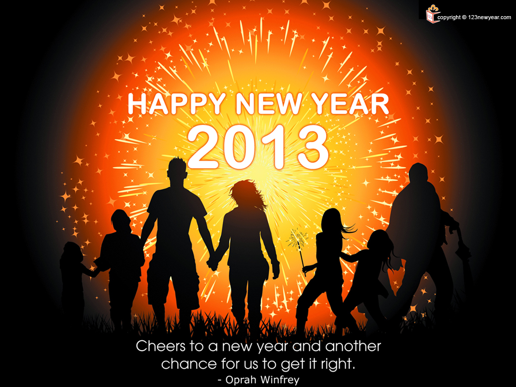 Christian Happy New Year Greetings