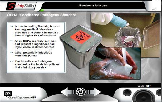 Safetyskills bloodborne pathogens training protects for Bloodborne pathogens for tattoo artists