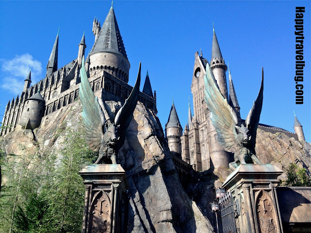 Hogwarts at Harry Potter World