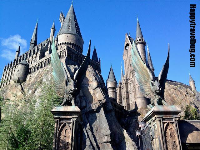 Hogwarts at Harry Potter World