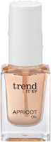 Preview: Die neue dm-Marke trend IT UP - Apricot Oil - www.annitschkasblog.de