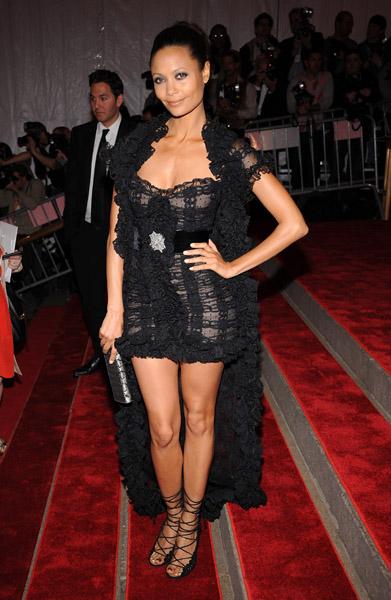 Thandie Newton Vestido Fashion