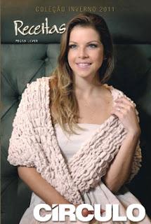 Revista Circulo Receitas №1 Colecao Inverno 2011