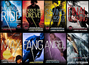 The many locations from The Maximum Ride Series by James Patterson