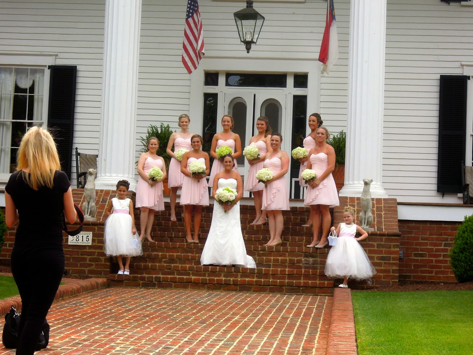 Raleigh Wedding Blog: Gorgeous Wedding at Rose Hill Plantation for ...