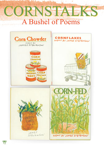 Read-Aloud: Cornstalks: A Bushel of Poems