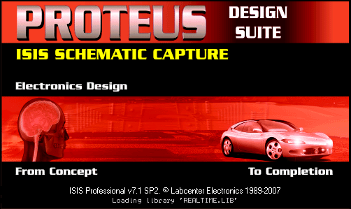 The Best electronic simulator (Proteus Professional) ~ bit about e