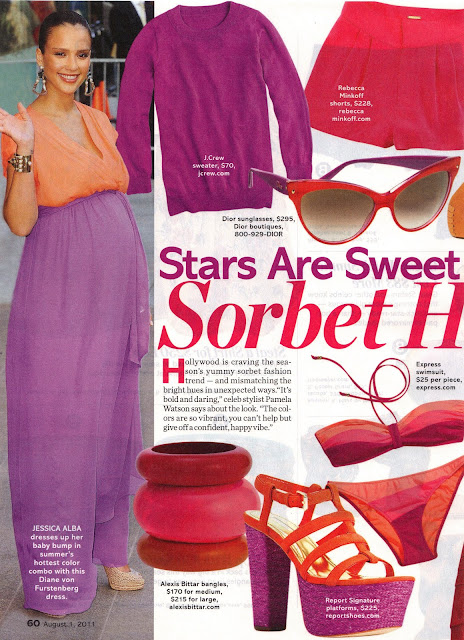 Lauren Conrad and the Girls Scans