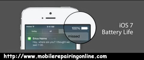 How to fix battery life issues with iphone5s