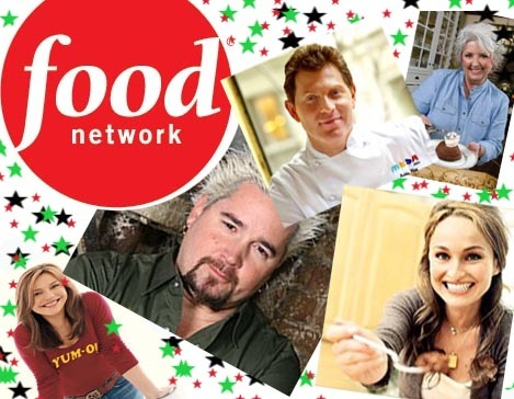 New Ways To Cook And Showcase Food At The Food Network 2013 Upfronts